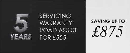 The Honda Servicing Offer