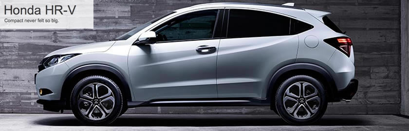 New Honda HR-V Coming Soon to Steels Hereford